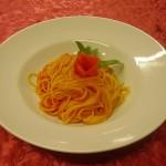 Spaghetti al Pomodoro - Hotel Innocenti