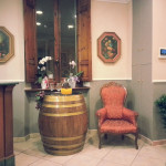 Ornamento Botte - Hotel Innocenti